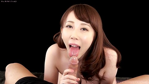 Aya Kisaki Cock Sucking